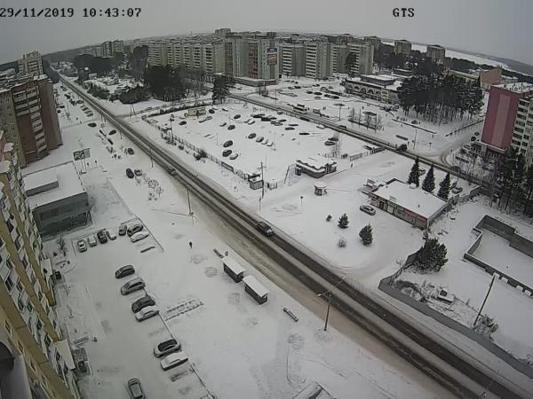 МП ГТС, Ленинградский, 12 #1