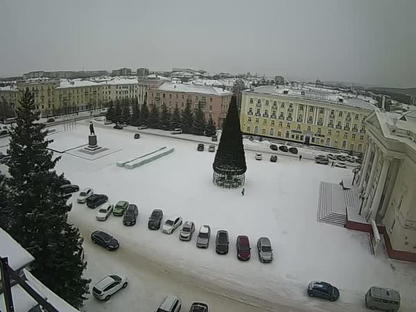 МП ГТС, пл. Ленина